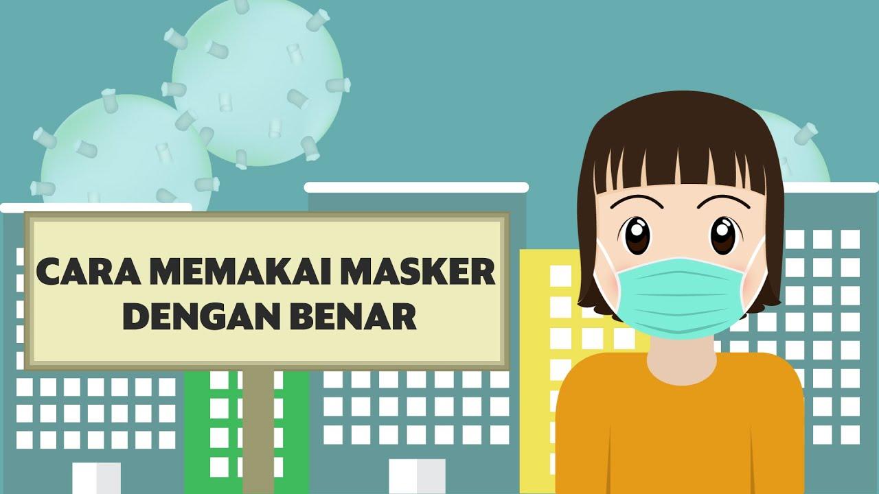 Pencegahan Virus Corona: Sudah Benarkah Cara Anda Memakai Masker ...