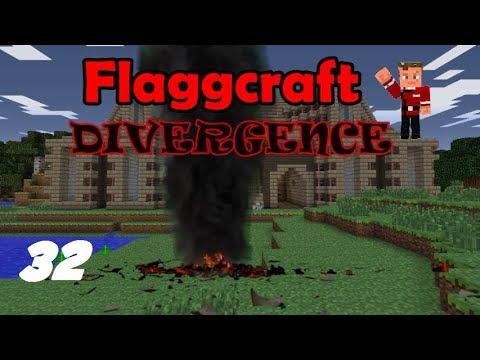 flaggcraft:-divergence-#32---a-ghastly-nether-trip