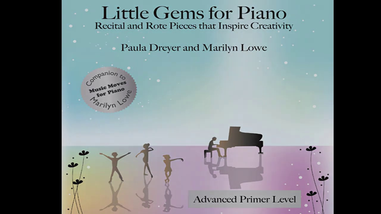 Little Gems for Piano books