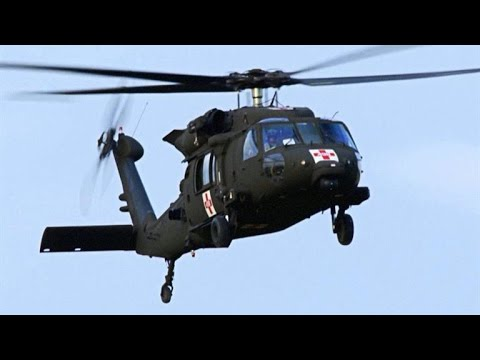 An Intense Blackhawk Rescue Mission in Peril
