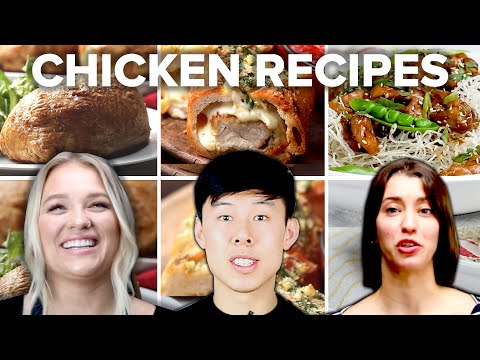 3 Signature Chicken Recipes From Tasty Producers • Tasty