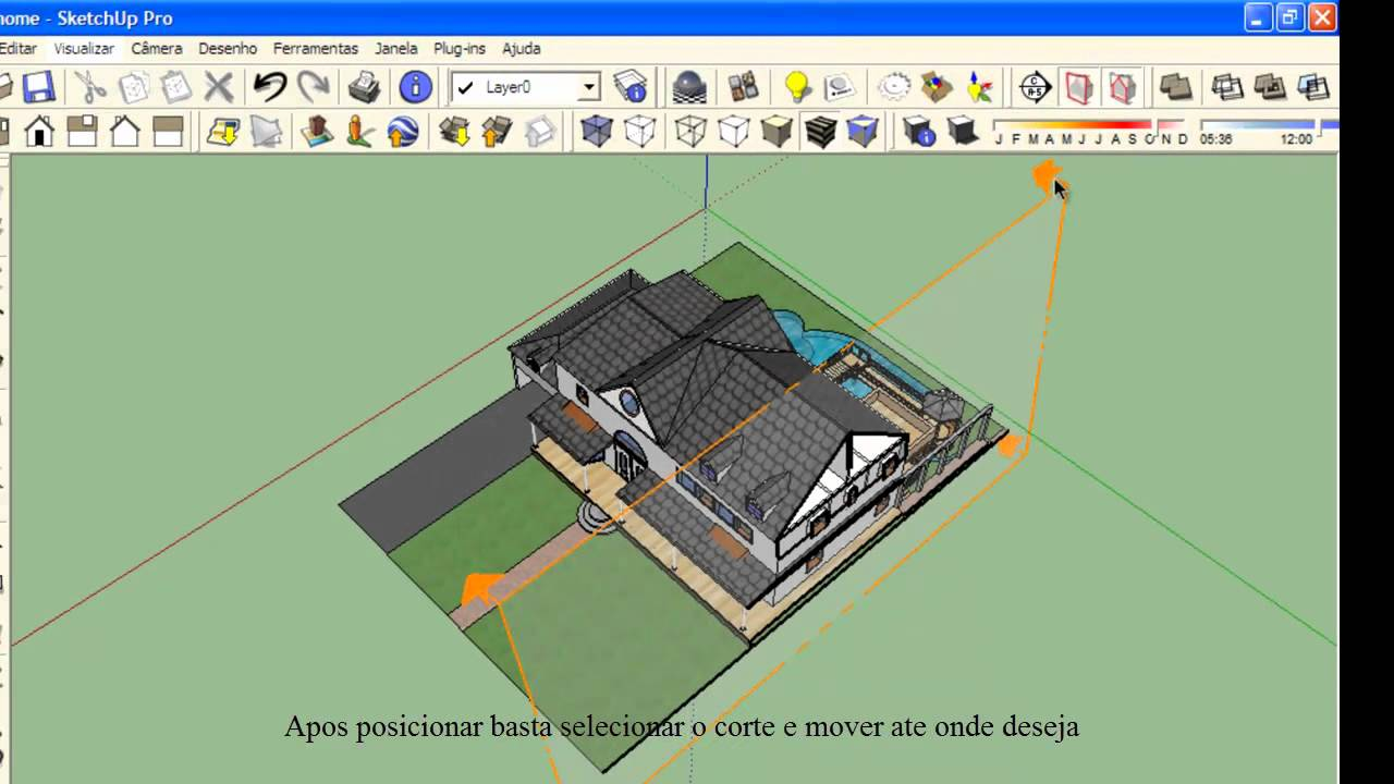how to close holes in sketchup