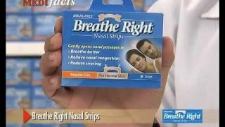 MediFacts Breathe Right  Nasal Strips TVC: Hindi