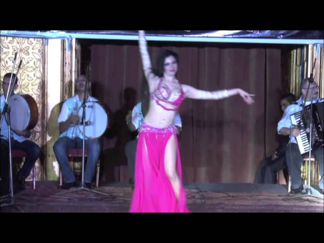 Maryem Bent Anis - Belly Dance Megansè