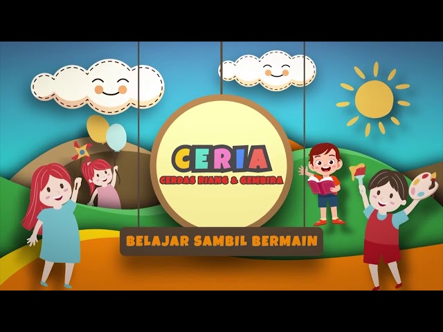 CERIA (Cerdas Riang Gembira) (TK) Eps. 5 Fun Activities & Transportation
