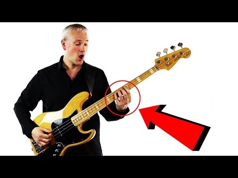 The Bass Riff Everyone Gets Wrongand noits NOT Billie Jean!