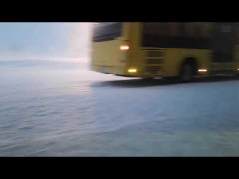 Норильск автовокзал Т-37'С ветер 10м/с