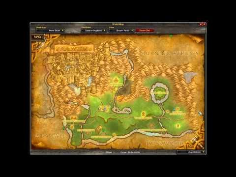Achievements - World Safari Pt 1: Eastern Kingdoms