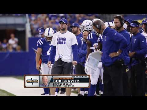 Would the Colts Redshirt Andrew Luck This Season? | The Dan Patrick Show | 9/20/17