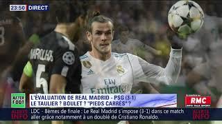 After Foot du mercredi 14/02 – Partie 4/7 - Évaluation de Real Madrid/PSG (3-1)