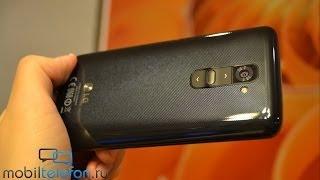 Обзор LG G2: интерфейс, фишки ПО, игры, тесты [Mobiltelefon.ru]