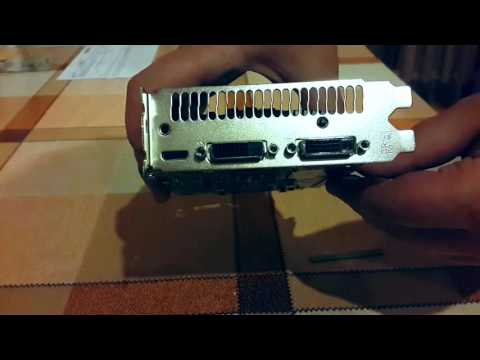 INNO3D PCI-Ex GeForce GTX 750 Ti 2048MB GDDR5 (128bit) (1020/5400) (2 x DVI, miniHDMI) (N75T-1DDV-E5CW)