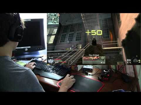 XIM3: Mouse and Keyboard on Xbox 360 | MW2 Demo #2