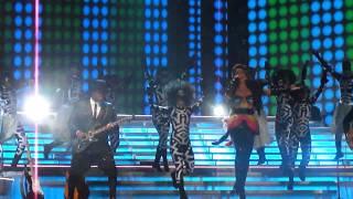 Ivete Sangalo - Brasileiro, Acelera Aê - Ao Vivo no Madison Square Garden - @RodolphoFarias