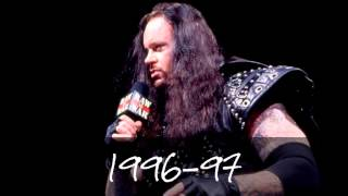 +Evolution+ - Undertaker Evolution (1984-2015)