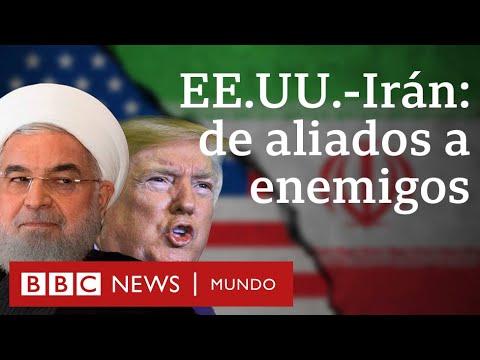 Cómo Irán y Estados Unidos pasaron de ser aliados a enemigos | BBC Mundo
