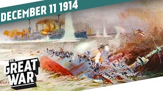 The Battle At The Falkland Islands - The Death of Maximilian von Spee I THE GREAT WAR Week 20