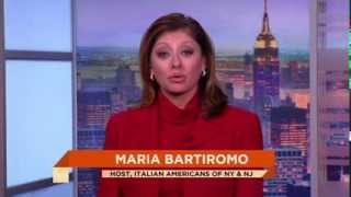 Italian Americans of New York and New Jersey, Hosted by Maria Bartiromo