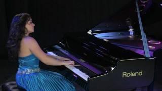 Roland V-Piano® Grand - Yana Reznik Tour