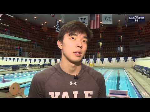 Inside Yale Athletics Sponsored By Under Armour: Kei Hyogo