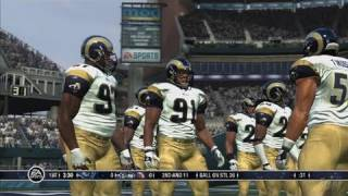 Madden NFL 07 PlayStation 3 Gameplay - Go For the Goal