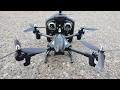 WLToys Q323 Falcon Cam Test