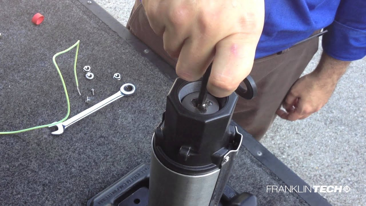 Check Valve Installation Removal Instructions Youtube How To Wire Submersible Well Pump Premium
