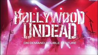 Hollywood Undead - Live Stream Double Feature Trailer
