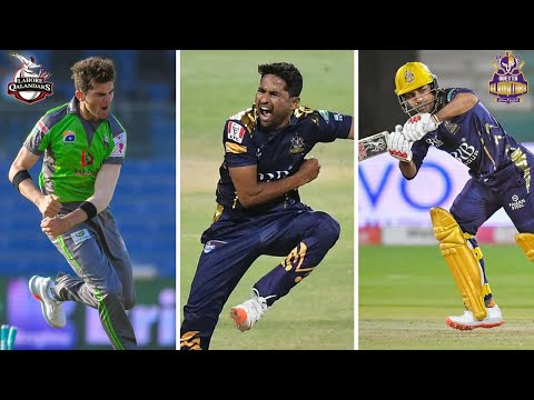 Full Highlights | Lahore Qalandars vs Quetta Gladiators | Match 23 | HBL PSL 6 | MG2L