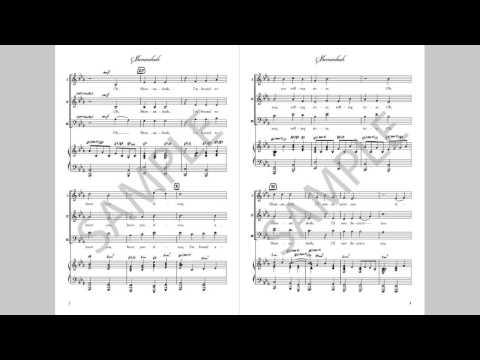 Shenandoah - MusicK8.com Choral Octavo