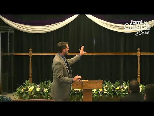 Mixing Faith Into Everyday Life   Pastor Tim Stahlman // Family Church Erie