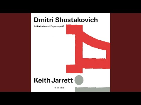Shostakovich: Preludes And Fugues For Piano, Op.87 - Prelude & Fugue No.2 In A Minor