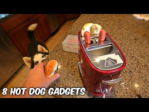 Thumbnail: 8 Hot Dog Gadgets put to the Test