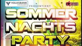 Sommernachts-Party - 25.12.12, Event.Center, Hohenems