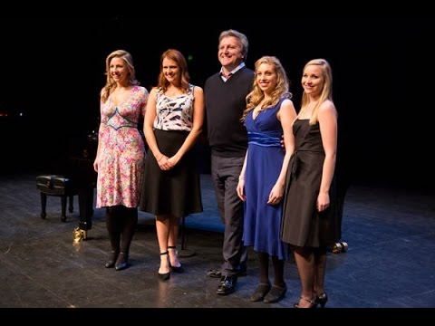 2014 MasterClass in Opera and Classical Singing with Jeffrey Black and David Harper