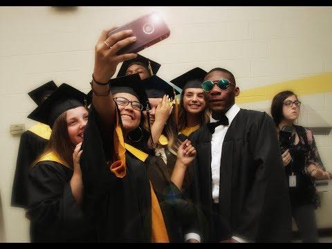 VIDEO: Pamlico County High School Graduation