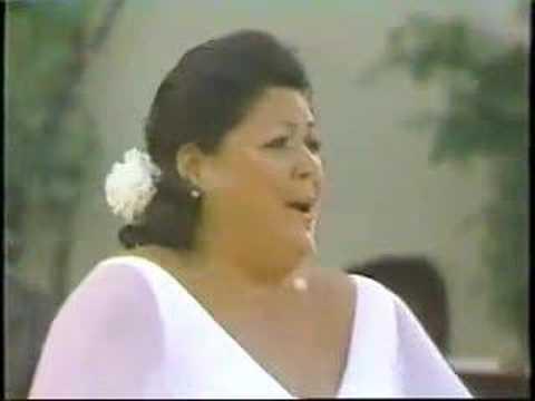 Margaret Price Sings Io Son Lumile Ancella