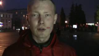 Обращение Александра Бойкова Акция КПРФ на улице Ленина просмотр фильма
