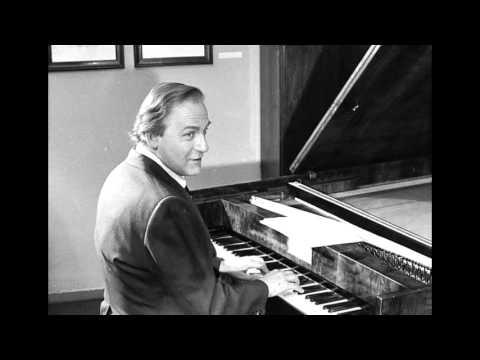 Jorg Demus - Schubert Impromptu op.90 no.3