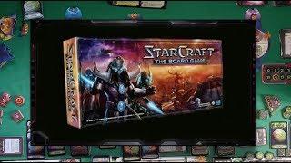 [67-1 Starcraft] Первое впечатление от настольного Старкрафта, обзор правил и механик