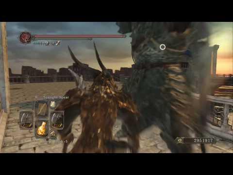 Dark Souls 2 - Lothian The Dragonslayer Lore Build