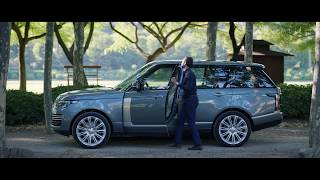 New Range Rover – Refinement