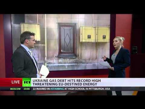 Putin: Ukraine's gas debt critical, transit to Europe threatened