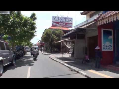 Jalan Legian Kuta Bali