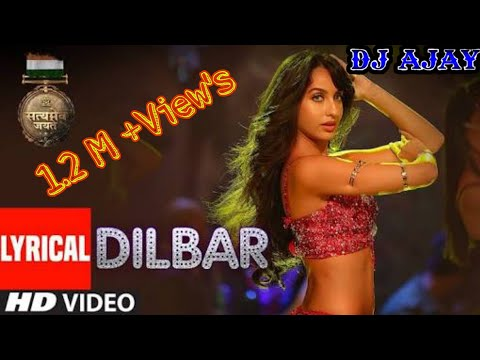 DILBAR DILBAR :-High power bass Mix by Dj Ajay Remix song