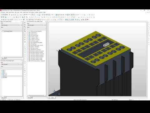 EPLAN Pro Panel, Version 2.7: 3D macro generation