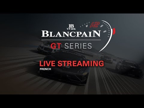 LIVE - Qualifying  Race  - Hungary - Blancpain Gt Series - Sprint Cup - French
