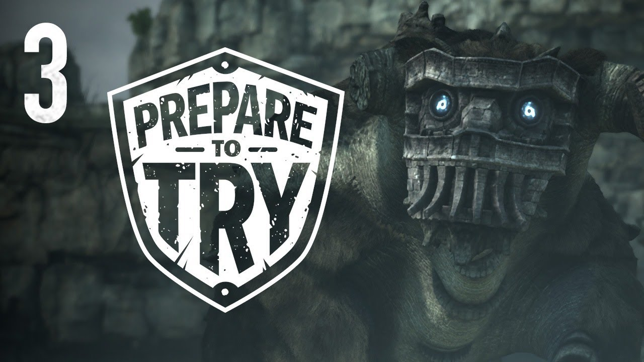 Prepare To Try: Shadow of the Colossus – Episode 3