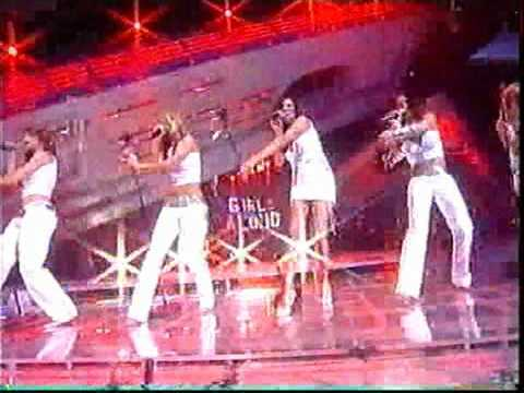 Girls Aloud - Sound Of The Underground - Popstars The Rivals