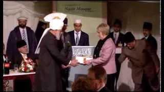 Inauguration Of  Nasir Mosque, Gillingham - (English)